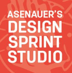Asenauer's Design Sprint Studio logo