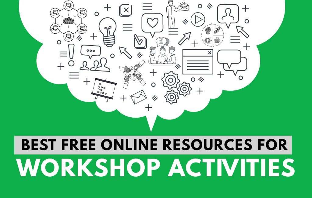 Free online resources for Workshop Activities – cover image